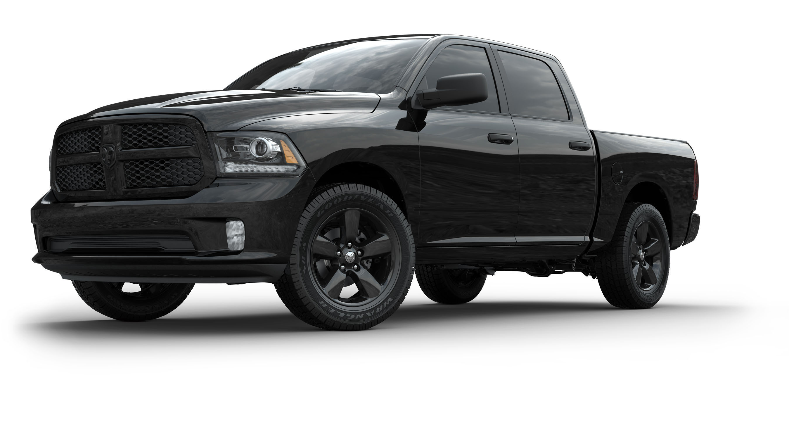 CHRYSLER GROUP LLC RAM BLACK EXPRESS