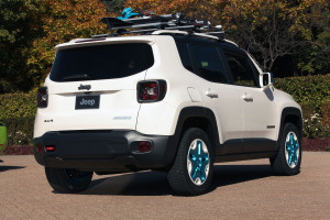 Jeep® Renegade Frostbite