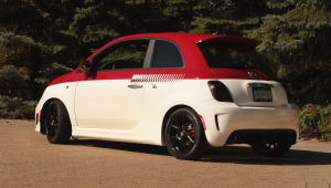 Fiat 500 Abarth Scorpion