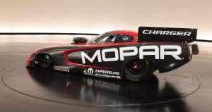 Mopar Dodge Charger R/T Drag Race Car